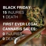 marijuana colorado black friday