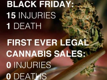 marijuana colorado black friday