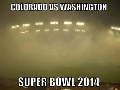 Superbowl 2014 – Colorado V Washington