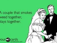 Couples That Smoke Together, Stay Together meme
