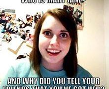 Overly Attached Girlfriend mary jane weed meme