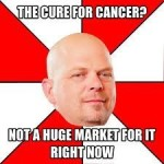 cure for cancer pawnstars market for that meme
