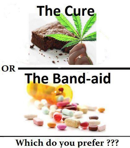 The Cure Or The Band Aid