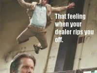 dealer rips you off feeling