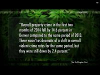denver colorado property crime rates legalization