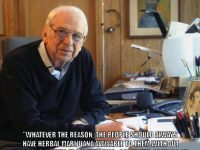 Dr. Lester Grinspoon herbal marijuana quote