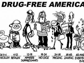 america free from drugs
