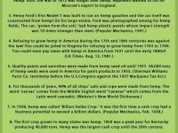 10 facts about hemp