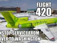 flight 420 colorado washington