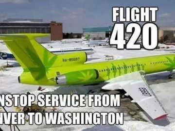 flight 420 colorado washington