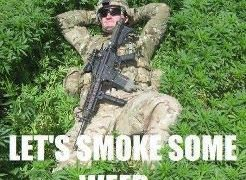 fuck war smoke weed