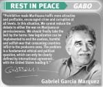 Gabriel Garcia Marquez Marijuana Quote