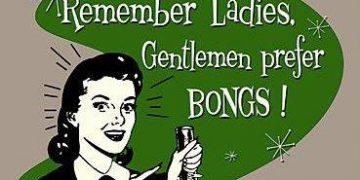 gentlemen prefer bongs