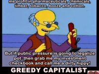cannabis prohibition capitalist meme