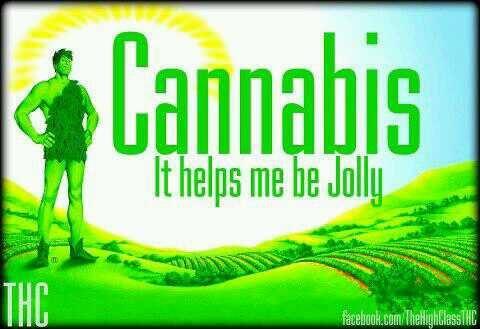 jolly green giant marijuana