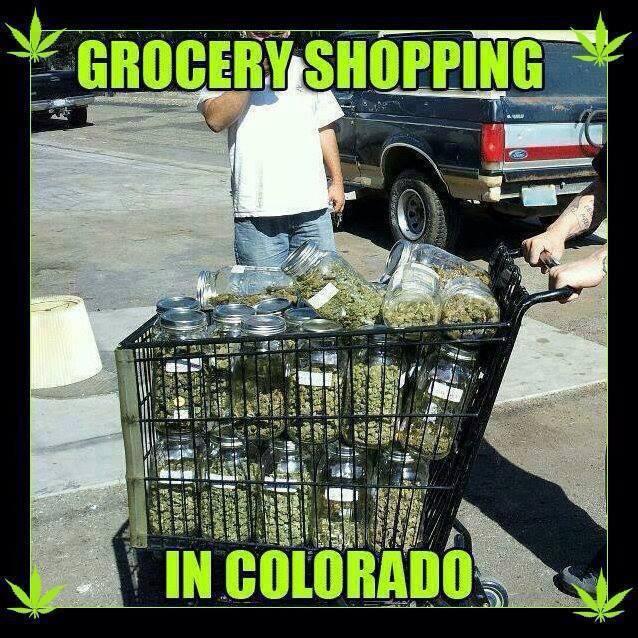 grocery shopping colorado