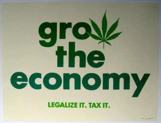 Grow the economy tax marijuana