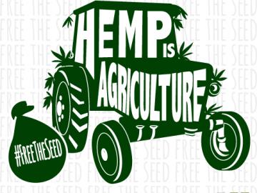 plant the hemp seed