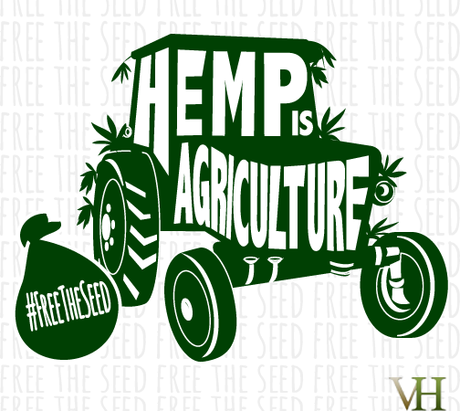 Hemp agriculture – Free the Seed