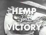 Grow hemp for victory.