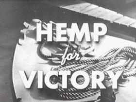 Grow hemp for victory.