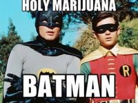 batman robin holy marijuana