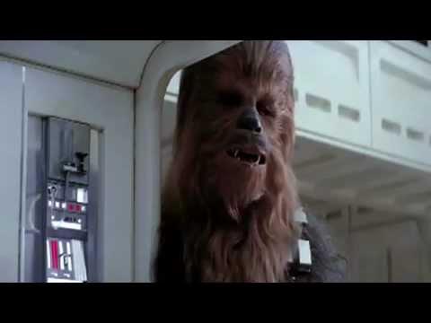 Chewbacca Rastaman