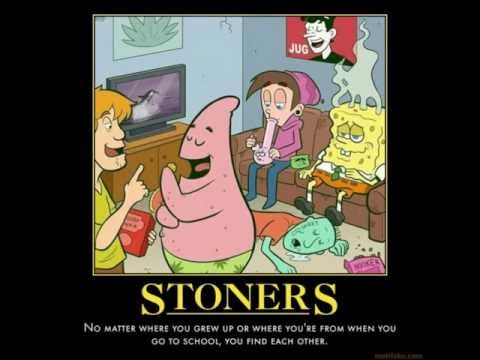 All My Friends Are Stoners – Rich Hardesty