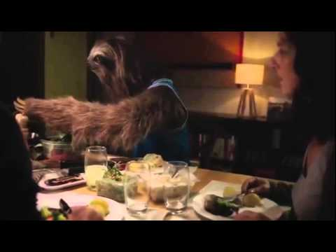 """But mum, salt is bad for you!"" (Stoner Sloth family dinner parody)"