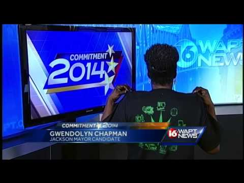 Worst Election Speech Ever? Try the greatest! Gwendolyn Chapman for Mayor!