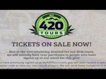 Colorado's Marijuana Tours