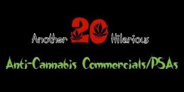 anti-pot commericals television ads