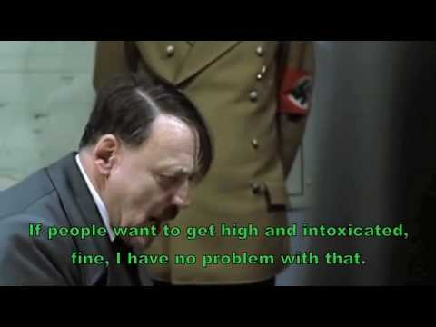 Hitler Finds Out On His Birthday What People Really Celebrate On 420