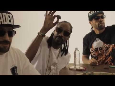 High Times Mt. Kushmore Cover Shoot – Behind The Scenes