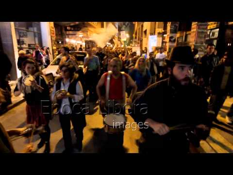 Athens Global Marijuana March and Steet Party 2014
