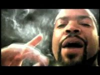 ice cube smokes weed