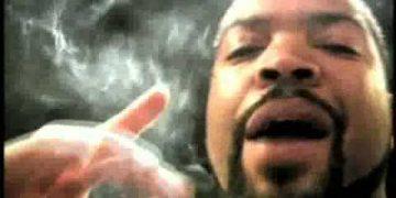 ice cube smokes weed