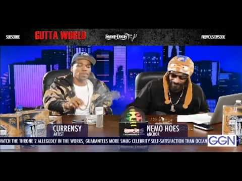 The best weed Strains – Snoop Dogg and Curren$y