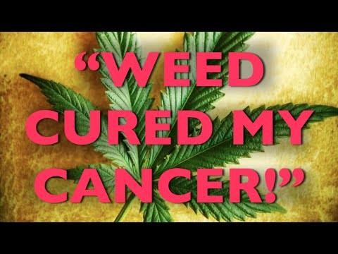 Cure For Cancer: Weed? UK Grandfather