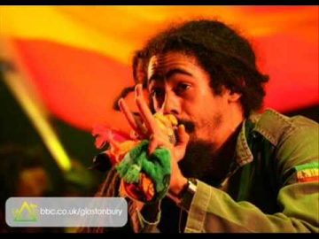 Damian Marley - Smoke Gets in My Eyes