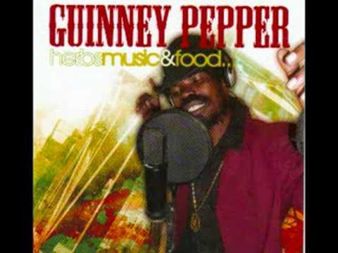 Guinney Pepper – Lick The Chalice