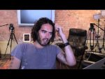 russell brand smoking weed question
