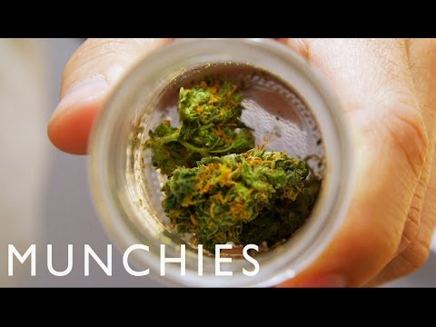 A Gourmet Weed Dinner At Hunter S. Thompson's House