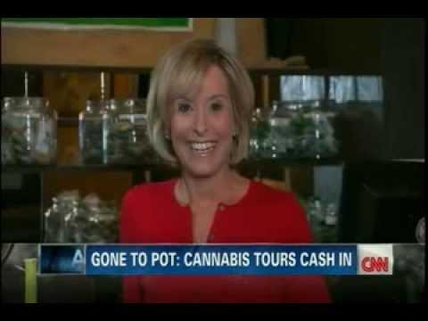 CNN Reporter High During Colorado Pot Legalization Report