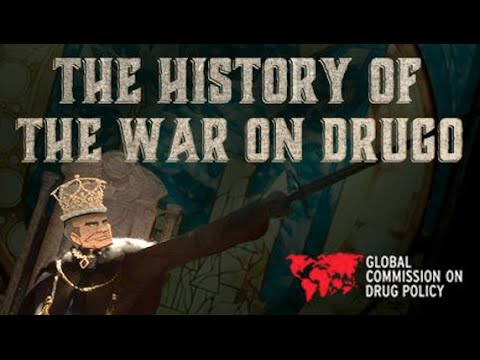 THE WAR ON DRUGO