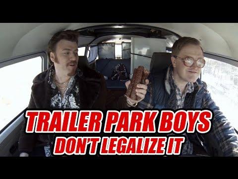Trailer Park Boys 3: Don't Legalize It Official Teaser