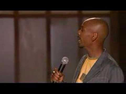 Dave Chappelle stopped smoking weed, with black people