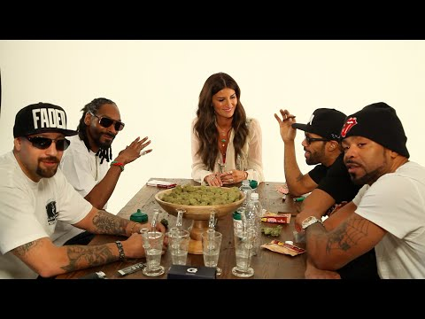 Snoop Dogg, Redman, Method Man and B-Real talk Legalization