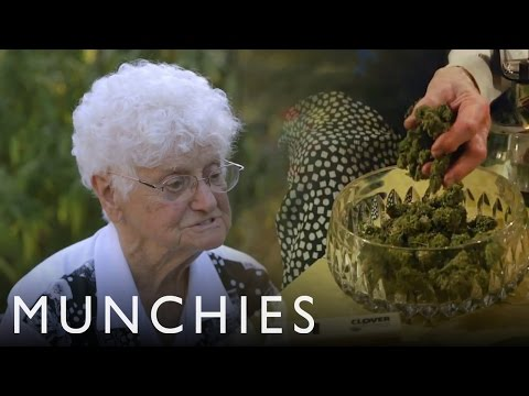 Weed Granny Shows How to 420 Braise it