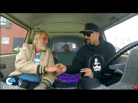 Tommy Chong in the Smokebox with B-Real